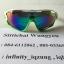 แว่นตา OAKLEY JAWBREAKER สีขาวเขียว เลนส์เข้ม thumbnail 2