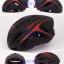 หมวก Bikeboy ทรง Aero สีดำแดง thumbnail 1