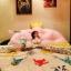 หมอนหัวเตียงเจ้าหญิง หมอนพนักพิงมงกุฏเจ้าหญิง สไตล์เกาหลี thumbnail 15