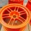 ENKEI RPF-1 งานเหมือนแท้สีส้ม ออฟสุดตารางขอบ18+ยางชุด 25000 thumbnail 6