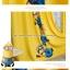 ผ้าม่าน ลายการ์ตูนมินเนี่ยน Minions สีเหลือง thumbnail 4