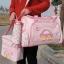 กระเป๋าคุณแม่ กระเป๋าใส่ของเด็กอ่อน สัมภาระลูกน้อย ลายรถ Set สุดคุ้ม 3 ใบ สีกรมท่า.สีฟ้า.สีชมพู thumbnail 3