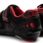 รองเท้าปั่นจักรยานเสือหมอบ TIEBAO สีดำแดง : TB16-B1255_0206 thumbnail 4