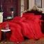 Jacquard highclass bedding ชุดผ้าปูที่นอน แจ็คการ์ด ทอยกดอก thumbnail 1