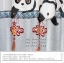 ผ้าม่าน ลายการ์ตูนหมีแพนด้า สีเงิน thumbnail 5