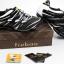 รองเท้าปั่นจักรยานเสือภูเขา TIEBAO สีดำขาว : TB01-B816_0201 thumbnail 2