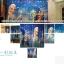 ผ้าม่าน ลายเจ้าหญิงน้ำแข็ง Frozen สีฟ้า thumbnail 12