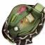 กระเป๋าคุณแม่ กระเป๋าสัมภาระเด็กอ่อน Babyboom สีเขียวลายยีราฟ thumbnail 2