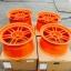 ENKEI RPF-1 งานเหมือนแท้สีส้ม ออฟสุดตารางขอบ18+ยางชุด 25000 thumbnail 3