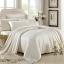 ผ้าปูที่นอน ผ้าเทนเซล tencel สีพื้นครีม thumbnail 1