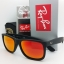 Ray Ban justin rb4165 622/6Q orange mirror