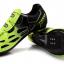 รองเท้าปั่นจักรยานเสือหมอบ TIEBAO สีดำเขียวสะท้อนแสง : TB16-B1259_1002 thumbnail 3