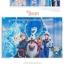 ผ้าม่าน ลายเจ้าหญิงน้ำแข็ง Frozen สีฟ้า thumbnail 6