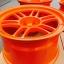 ENKEI RPF-1 งานเหมือนแท้สีส้ม ออฟสุดตารางขอบ18+ยางชุด 25000 thumbnail 5