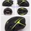 หมวก Bikeboy ทรง Aero สีดำเขียว thumbnail 1
