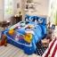 ผ้าปูที่นอน ลายมิคกี้เม้าส์ และเพื่อน Mickey Mouse bedding Set thumbnail 2