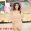 บิกินี่ Bikini-Fairy Sweet Lace (SoftPink) ชุดว่ายน้ำแบบเซ็ท thumbnail 1