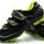 รองเท้าปั่นจักรยานเสือภูเขา TIEBAO สีดำเขียวสะท้อนแสง : TB15-B1255_0210 thumbnail 3