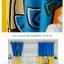 ผ้าม่าน ลายการ์ตูนมินเนี่ยน Minions สีเหลือง thumbnail 5