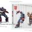 ผ้าม่าน ลายหุ่นยนต์ Transformers thumbnail 3