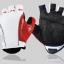 ถุงมือปั่นจักรยานยี่ห้อ castelli สีขาวแดง : 162 thumbnail 2