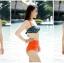 ชุดว่ายน้ำ บิกินี่ ชุดว่ายน้ํา เอวสูง Funny Girl thumbnail 1