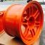 ENKEI RPF-1 งานเหมือนแท้สีส้ม ออฟสุดตารางขอบ18+ยางชุด 25000 thumbnail 2