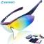 แว่นตาปั่นจักรยาน RIVBOS พร้อมคลิปสายตา : RB0806 thumbnail 3
