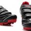 รองเท้าปั่นจักรยานเสือภูเขา TIEBAO สีดำแดง : TB15-B1235_0206 thumbnail 3
