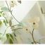 ผ้าม่าน สไตล์วินเทจ สีเขียว-ฟ้าอ่อน ลายดอกไม้ thumbnail 12