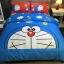ผ้าปูที่นอน ลายการ์ตูนโดเรม่อน DORAEMON Bedding Set thumbnail 1
