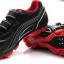 รองเท้าปั่นจักรยานเสือภูเขา TIEBAO สีดำแดง : TB15-B1235_0206 thumbnail 2