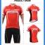 เสื้อปั่นจักรยานแขนสั้น Cycling Box : 214111023 thumbnail 3