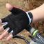 ถุงมือปั่นจักรยานยี่ห้อ castelli สีดำแดง : 163 thumbnail 4