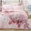 ผ้าปูที่นอน tencel ลายดอกไม้ thumbnail 1