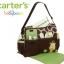 กระเป๋าคุณแม่ กระเป๋าสัมภาระเด็กอ่อน Babyboom สีเขียวลายยีราฟ thumbnail 1