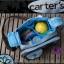 กระเป๋าใส่ของใช้เด็ก แบรนด์ carter's สะพายใบเล็ก ปักลายดอกไม้ thumbnail 3