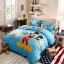ผ้าปูที่นอน ลายมิคกี้เม้าส์ และเพื่อน Mickey Mouse and friends bedding Set thumbnail 1