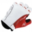 ถุงมือปั่นจักรยานยี่ห้อ castelli สีขาวแดง : 162 thumbnail 1