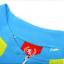 เสื้อปั่นจักรยานแขนยาวผู้หญิง SOUKE สีชมพูฟ้า : CL21011 thumbnail 9