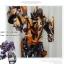ผ้าม่าน ลายหุ่นยนต์ Transformers thumbnail 5
