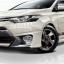 ชุดแต่ง Toyota vios 2014 ทรง TRD Malaysia 1 thumbnail 1