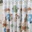 ผ้าม่าน ลายการ์ตูนตุ๊กตาหมี สีฟ้า-น้ำตาล thumbnail 3