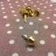หมุดกรวย12mm ทองแพค4ตัว thumbnail 2