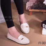 รองเท้าคัทชู ZARA loafer ทรง loafer New Collection สุด Hot น่ารักตาม สไตล์แบรนด์ วัสดุหนังอย่างดี ทรงใส่สบายเท้าสุดๆ พื้นนิ่มอย่างดี ตี Zara ส้นยางพารากันลื่น สวยคุ้มเกินราคา งานเป๊ะ สีดำ ชมพู ครีม เทา