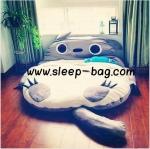 ที่นอนตุ๊กตายักษ์ โตโตโร่ Totoro ขนาดใหญ่สุด (มีหาง)