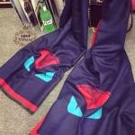 ผ้าพันคอ Fendi Monster สวยพรีเมียม ใช้ได้ 2 ด้านสีสลับกัน ลายสวยเก๋ เนื้อผ้าหนานุ่ม ขนาดประมาณ 70x180 cm. พันคอ คลุมไหล่สวยไฮโซ