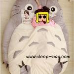 ที่นอนตุ๊กตายักษ์ โตโตโร่ Totoro ขนาดเล็กสุด (มีหาง)