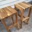 เก้าอี้บาร์หัวโล้นไม้ประสาน thumbnail 3