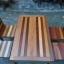 ชุดโต๊ะเก้าอี้ สีสัน 4 ที่นั่ง thumbnail 5